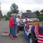 GPA 4th float preparation